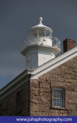 The Light House at the Great Captain Island