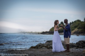 Daudi and Sarah Wedding