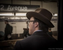 NYC Nostalgia Train 2014